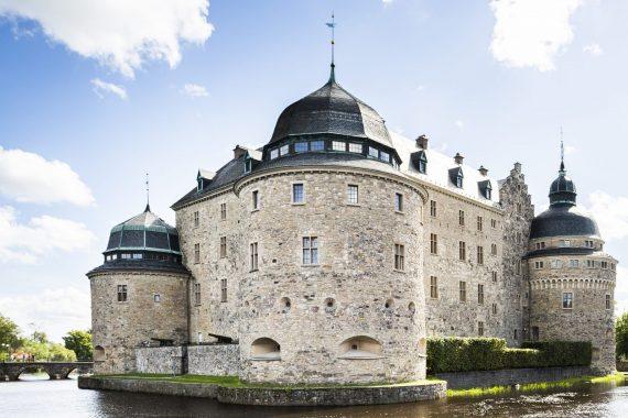 Örebro slott exteriör.