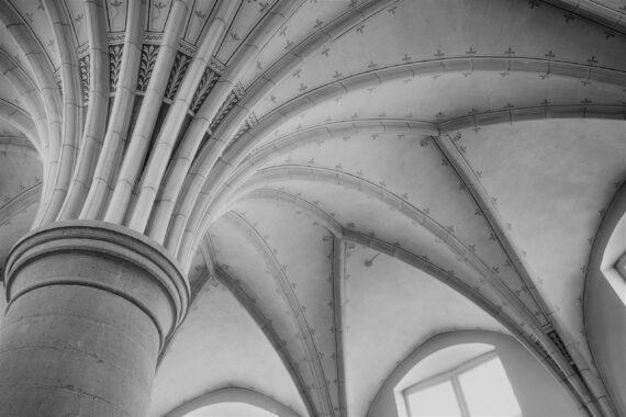 innertaket på Örebro slott